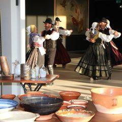 Razstava ETNO KERAMIKA v sklopu 12. Mednarodnega folklornega festivala OD CELJA DO ŽALCA