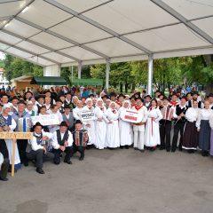 Maraton slovenskih folklornih skupin 2. in 3. 9. 2017 v Celju, Žalcu in Laškem
